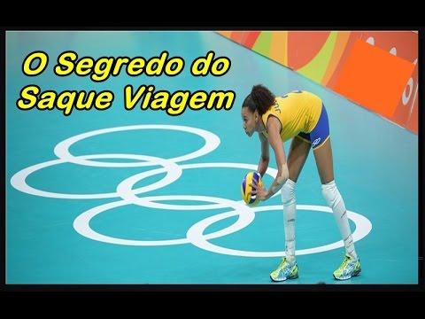 905fc66521 VOLEIBOL O SEGREDO DO SAQUE VIAGEM NO VÔLEI - YouTube