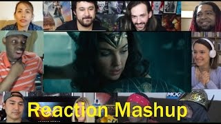 WONDER WOMAN – Rise of the Warrior Official Final Trailer REACTION MASHUP