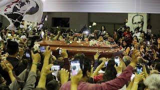Consternación en Perú tras el suicidio de Alán García