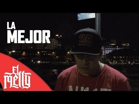 El Melly - La Mejor (Video Oficial)