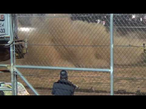 Ark La Tex Speedway The pelican 50 Timmys Burn out