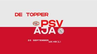 TOPPER l PSV - Ajax