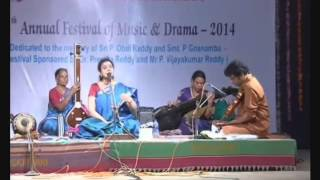 Siva Darisanam - Carnatic Music Concert (Thematic Multimedia Presentation) by Gayathri Girish