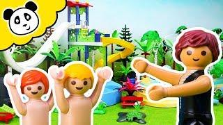 Bob der Bademeister - Eröffnung des neuen Aquaparks - Playmobil Film