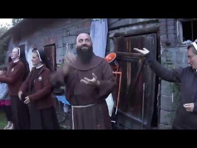 Franciszkańska Piesza Pielgrzymka Brodnica Jasna Góra 3-12 sierpień 2012 Wołek i Osiołek