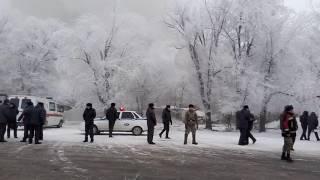 Авиакатастрофа турецкого самолета в Бишкеке