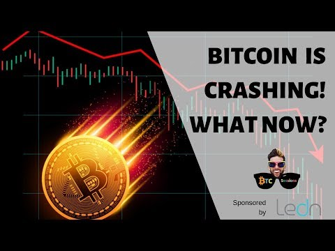 Bitcoin Is CRASHING! What Should You Do?