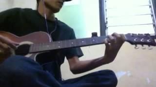 Karena wanita ingin Dimengerti - ADA BAND (acoustic guitar lyric)