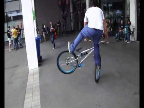 Erenes On Ns Bikes Soda Slope Youtube
