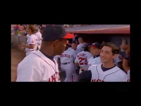 Adrien Brody- Angels in the Outfield National Anthem