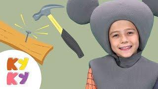 КУКУТИКИ - Тук-Тук LIVE - Прямой эфир все песни для детей малышей