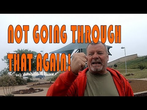 Stormy Oklahoma City, Severe Weather Shelter, Spider Hunting,  Life Vlog
