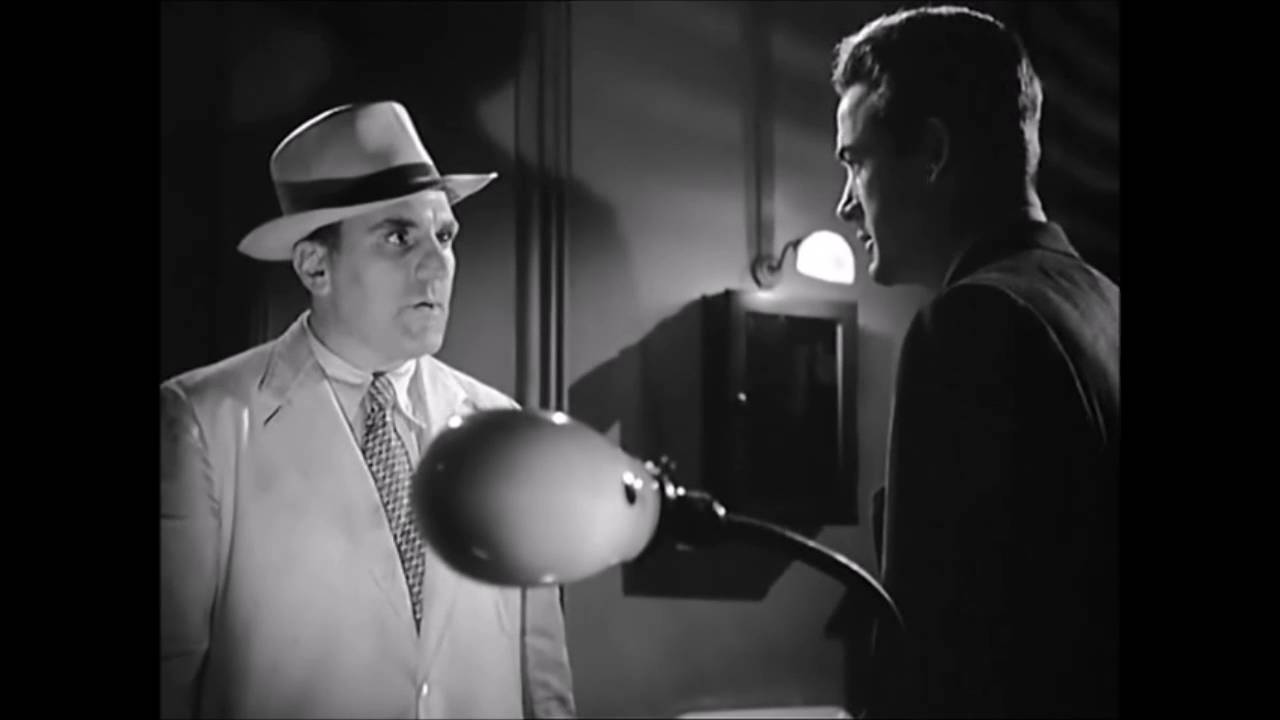 The Dark Corner (1946) Mark Stevens , William Bendix.
