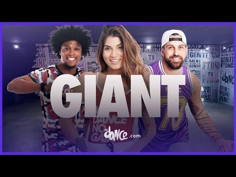 Giant - Calvin Harris, Rag'n'Bone Man | FitDance Life (Coreografía Oficial)