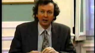 "Dr Rupert Sheldrake ""The Sense of Being Stared At"""