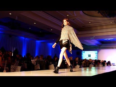 Intermix and Jimmy Choo Fashion Show - Dana Point, CA 12-13-17
