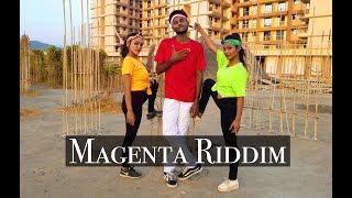 DJ Snake - Magenta Riddim | Blue Apple Dance Academy