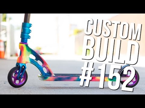 Custom Build #152 │ The Vault Pro Scooters