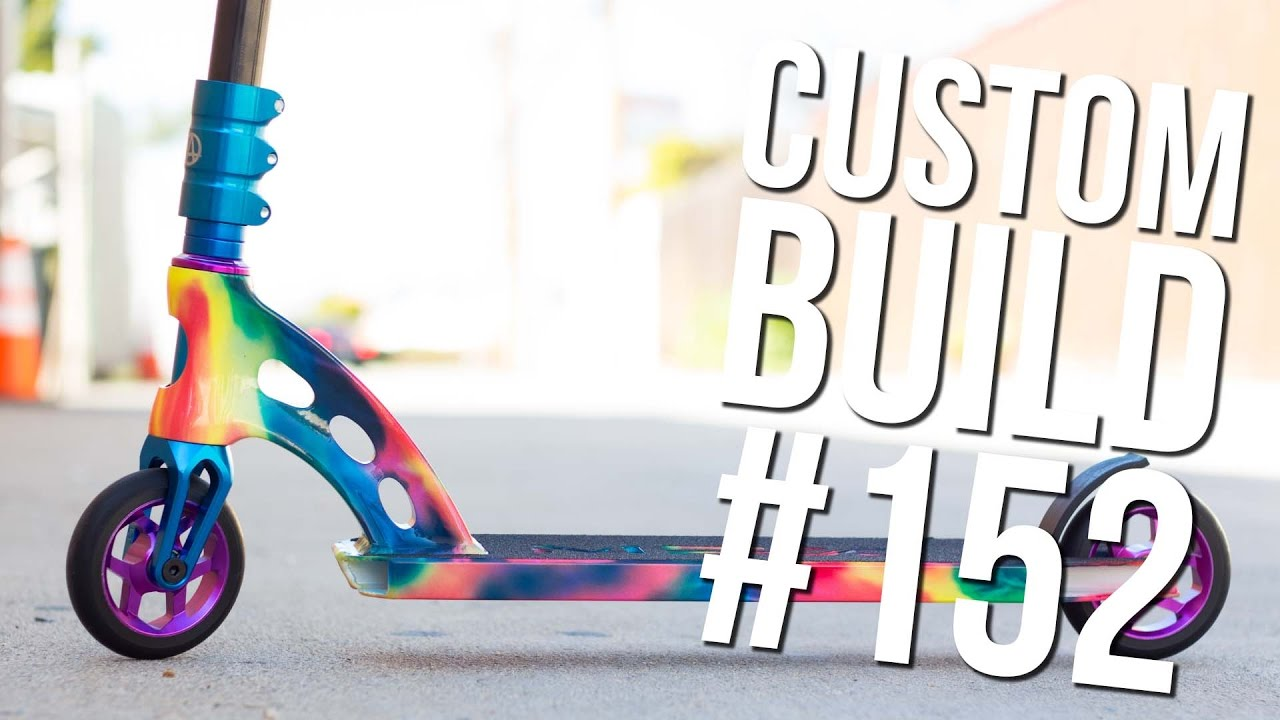Custom Build #152 │ The Vault Pro Scooters - YouTube