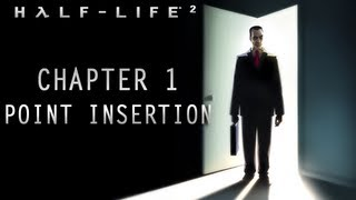 Mr. Odd Plays Half-Life 2: Chapter 01 - Point Insertion (WHAT IS THIS PLACE?)