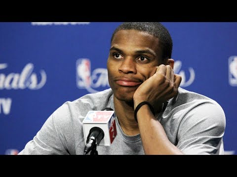 Russell Westbrook Wins the WRONG MVP Award