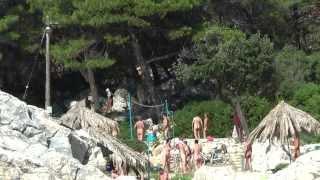 Nudist Beach Kandarola 2012