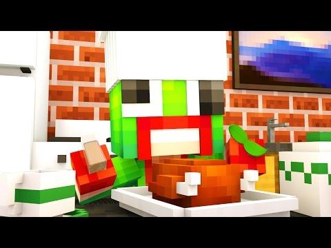 Minecraft Daycare - CHEF UNSPEAKABLE!