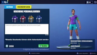 #Neuer Shop | Football skins back in the shop😱 | Fortnite live English