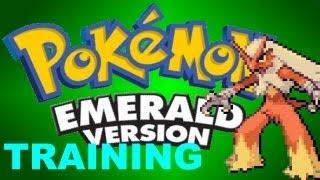 Pokémon Emerald Training Episode #1 (no commentary)