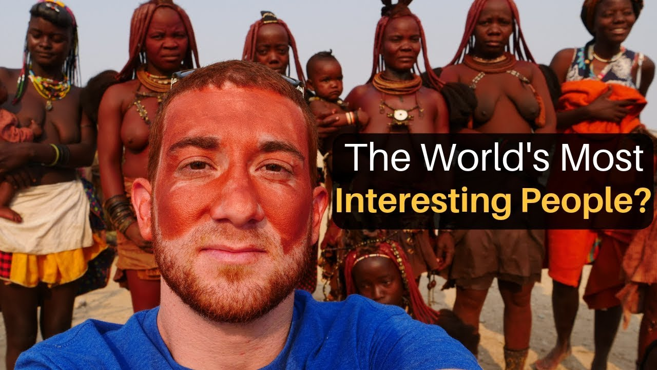 The World's Most Interesting People?