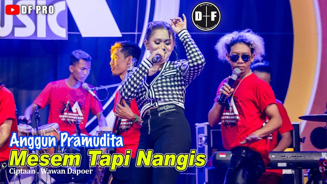 Anggun Pramudita - Mesem Tapi Nangis (official LIVE)