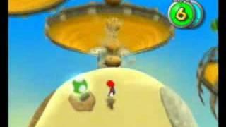 マリオギャラクシー サンドアイランド 砂漠にひそむ巨大なワナ thumbnail