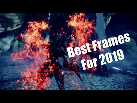 Warframe - 5 Frames You Need To Own (Best Frames of 2019) thumbnail