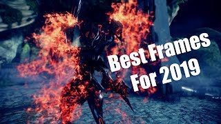 Warframe - 5 Frames You Need To Own (Best Warframes of 2019)