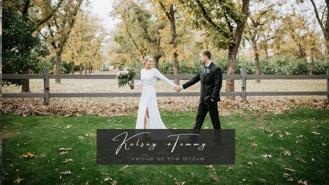 Kelsey + Tommy  Wedding Film | Venue at the Grove