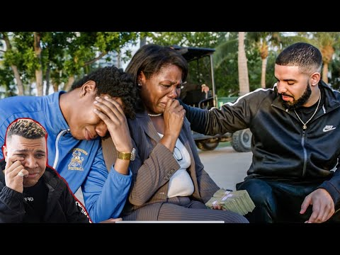 Drake - God\'s Plan (Official Music Video) Reaction *EMOTIONAL*
