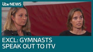 Exclusive in full: Gymnasts speak out over British Gymnastics | ITV News