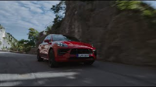 The new Macan GTS. More of what you love.