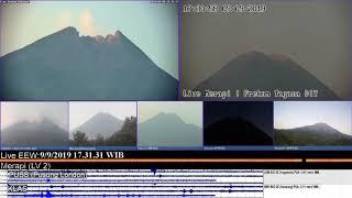 8/9/2019 - Mt Merapi TimeLapse