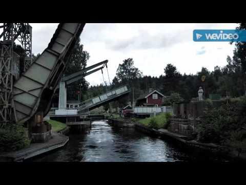 Dalslands Kanal Sommaren 2016