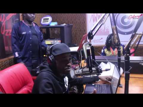 Mr Mosh | Vampino and Coco Finger freestyle in the Big Bang