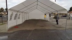 AJ's Party Rentals - Different Tent Sizes