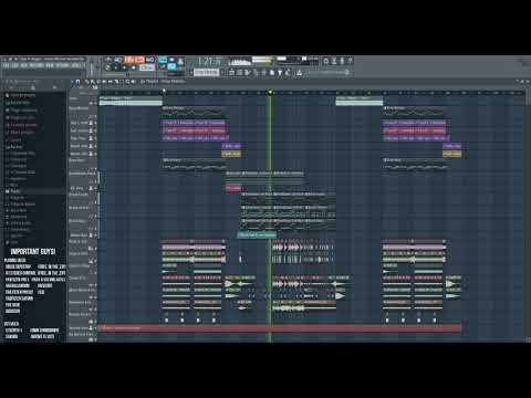 Syzz & Reggio - Joker FL Studio Remake (Free FLP) [By: Bertuss]