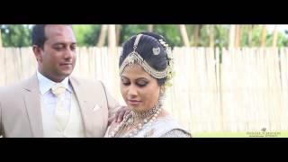 Vidusha.vcreations. Mahesha + Dinesh Wedding Trailer