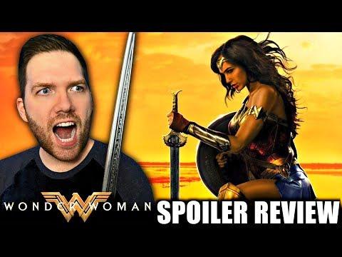 Wonder Woman - Spoiler Review