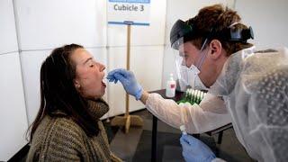 "Belgium fears virus ""tsunami"" as Covid-19 cases keep soaring"