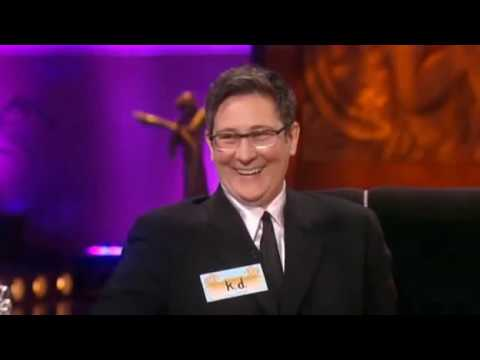 k.d. lang - Dame Edna Interview