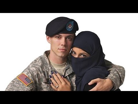 Christian man dating muslim woman