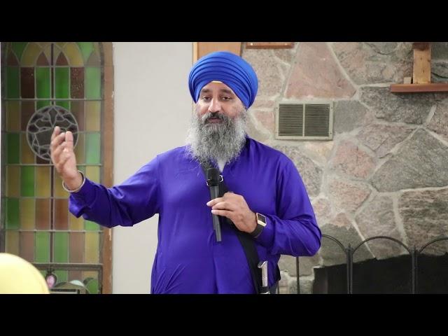 Bhai Jagjit Singh (UK) SFC2018 - Part 2 of 2 Parenting Course