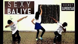 Sexy Baliye | Aamir Khan | Amit Trivedi | Mika  Singh | Dance Studio MJ | Choreography HARI